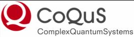 CoQuS Logo